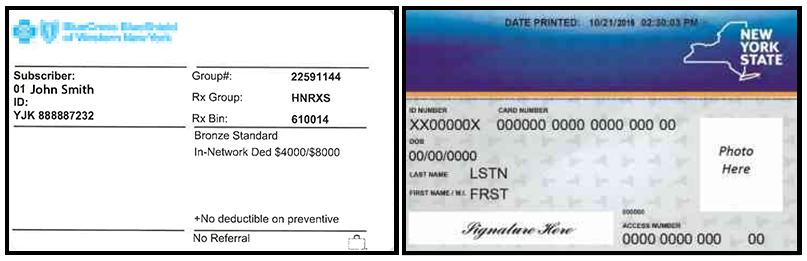 InsuranceCard